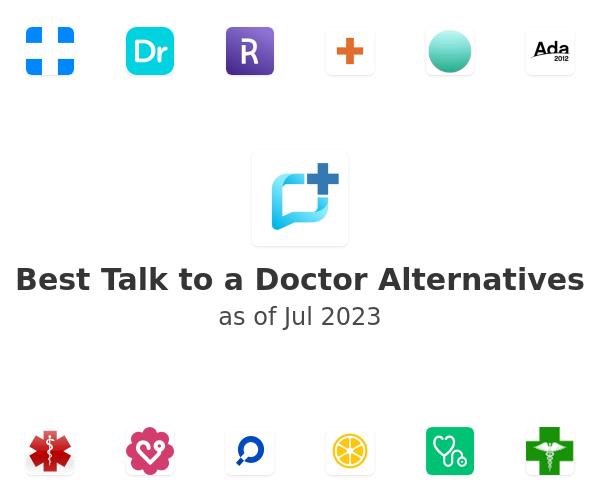 Best Talk to a Doctor Alternatives