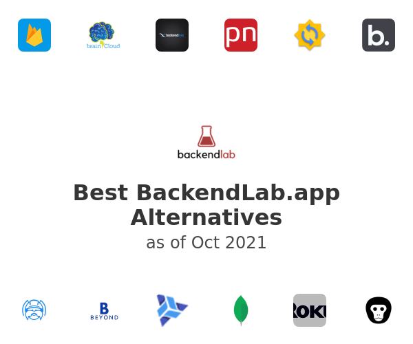 Best BackendLab Alternatives