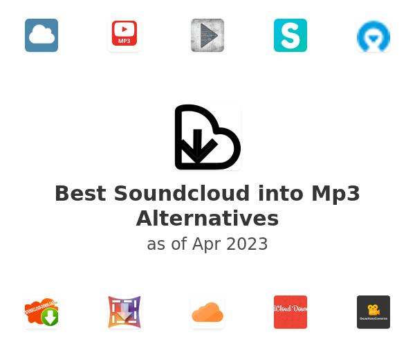 Best Soundcloud into Mp3 Alternatives