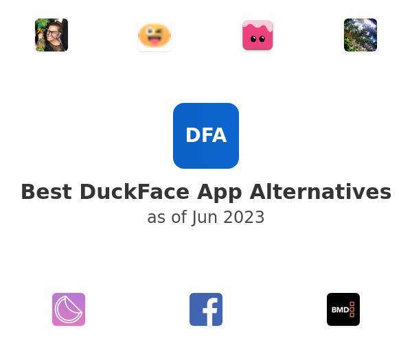Best DuckFace App Alternatives
