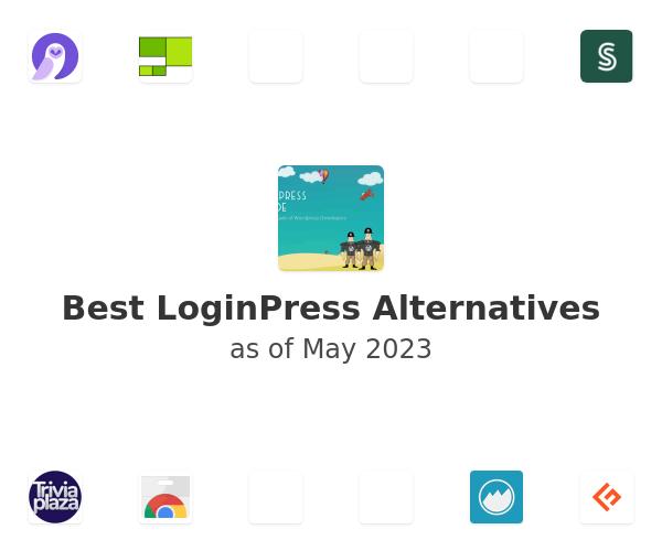 Best LoginPress Alternatives