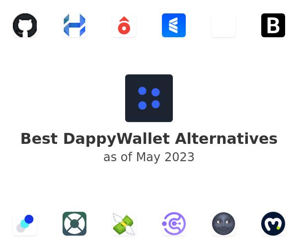 Best DappyWallet Alternatives