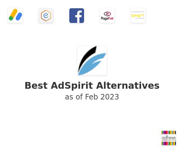 Best AdSpirit Alternatives