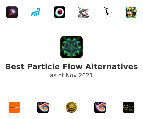Best Particle Flow Alternatives