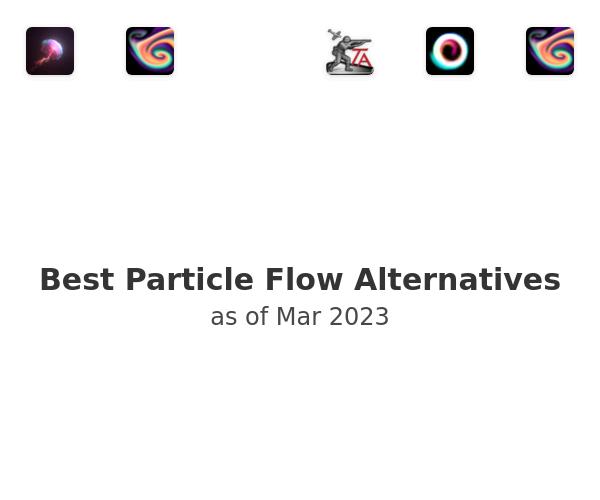 Best Particle Flow Alternatives