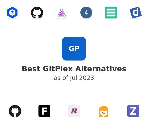 Best GitPlex Alternatives