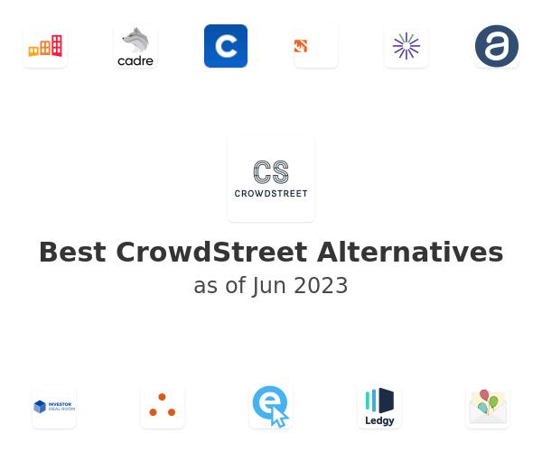 Best CrowdStreet Alternatives