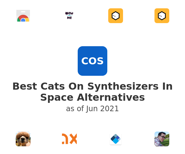 Best Cats On Synthesizers In Space Alternatives