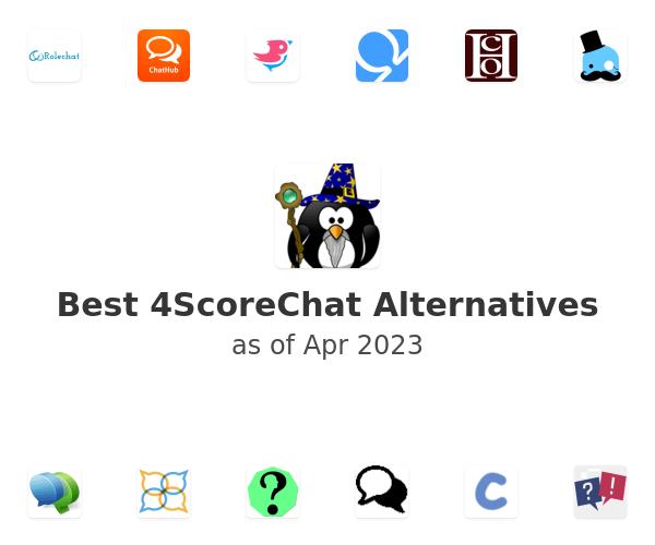 Best 4ScoreChat Alternatives