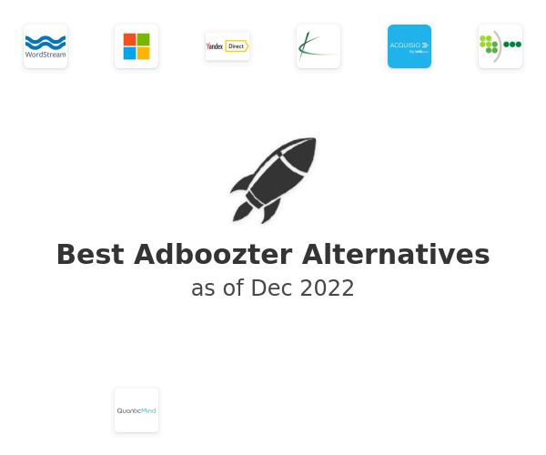 Best Adboozter Alternatives