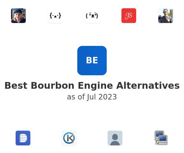 Best Bourbon Engine Alternatives