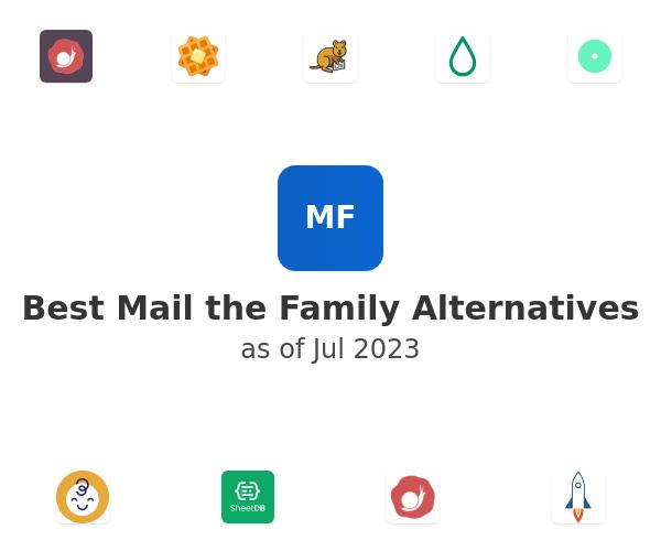 Best Mail the Family Alternatives