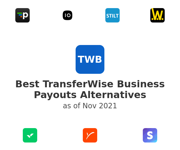 Best TransferWise Business Payouts Alternatives
