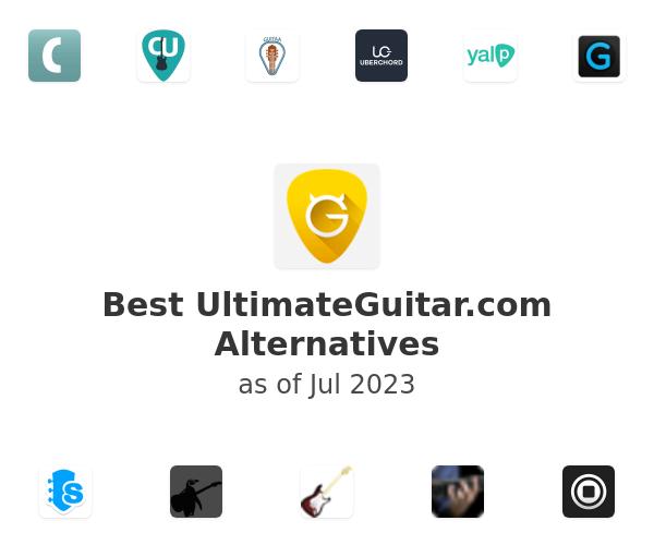Best UltimateGuitar.com Alternatives