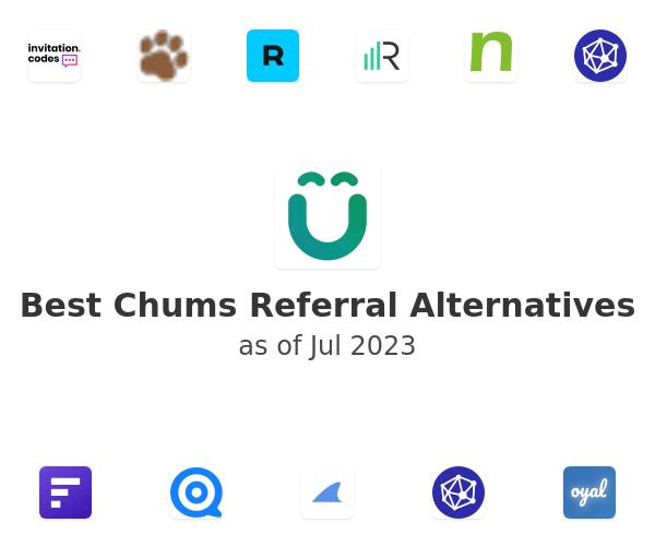 Best Chums Referral Alternatives