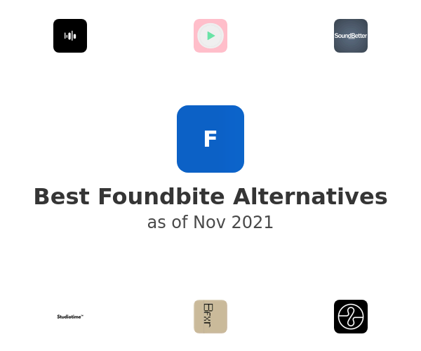 Best Foundbite Alternatives
