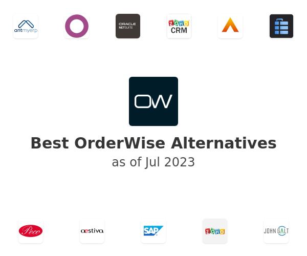Best OrderWise Alternatives