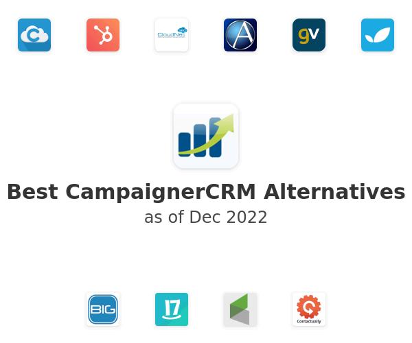 Best CampaignerCRM Alternatives