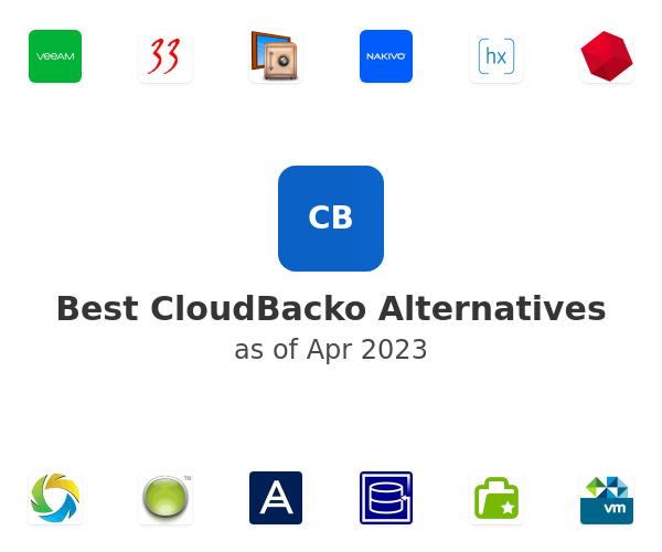 Best CloudBacko Alternatives