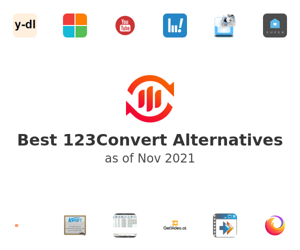 Best 123Convert Alternatives