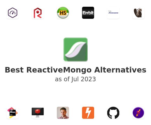 Best ReactiveMongo Alternatives