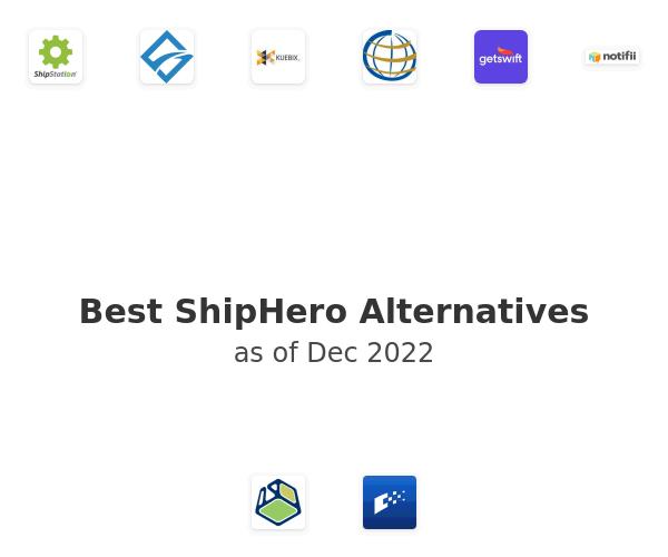 Best ShipHero Alternatives