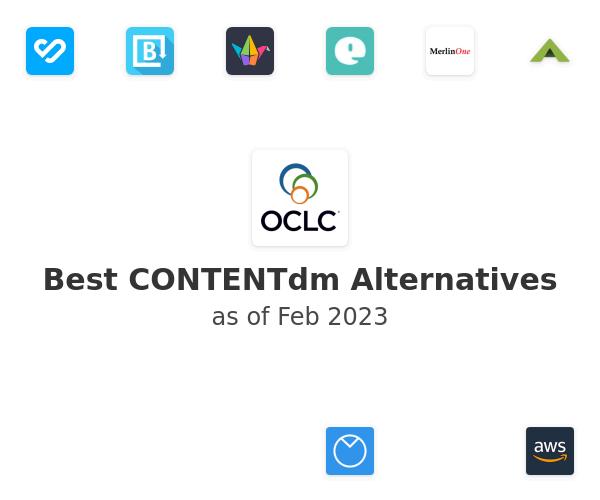 Best CONTENTdm Alternatives