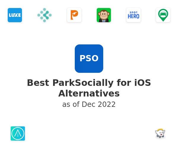 Best ParkSocially for iOS Alternatives