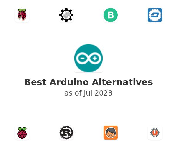 Best Arduino Alternatives