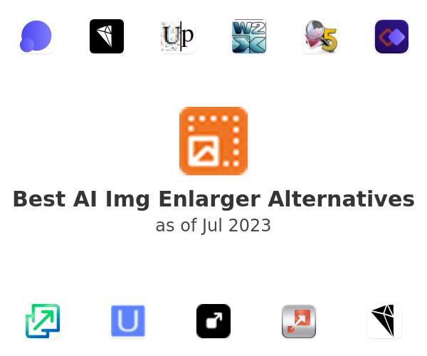 Best AI Img Enlarger Alternatives