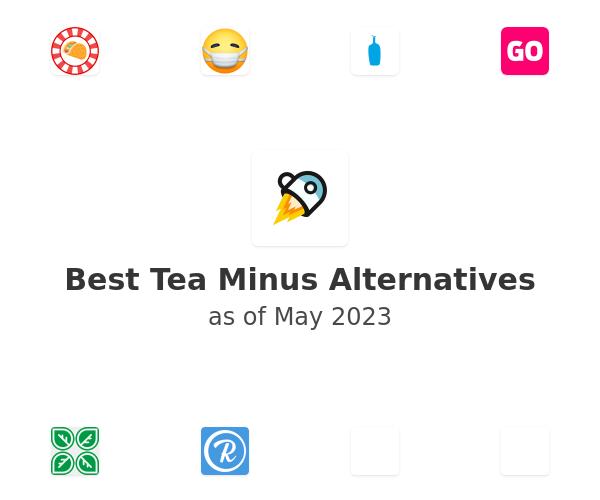 Best Tea Minus Alternatives