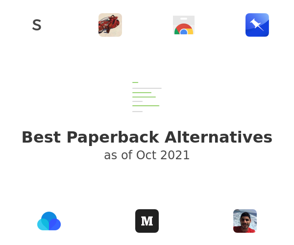 Best Paperback Alternatives