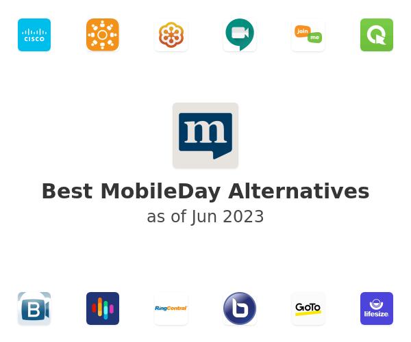 Best MobileDay Alternatives
