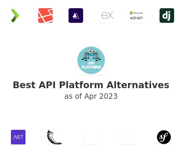 Best API Platform Alternatives
