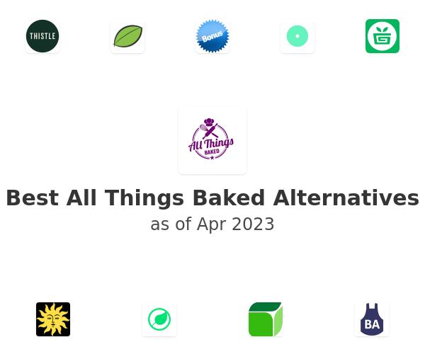 Best All Things Baked Alternatives