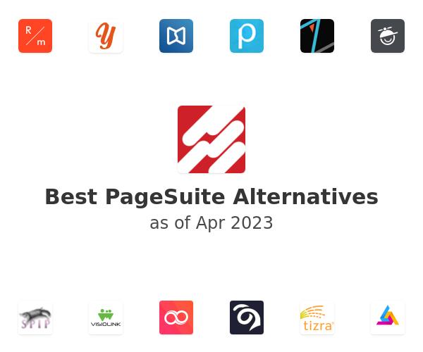 Best PageSuite Alternatives