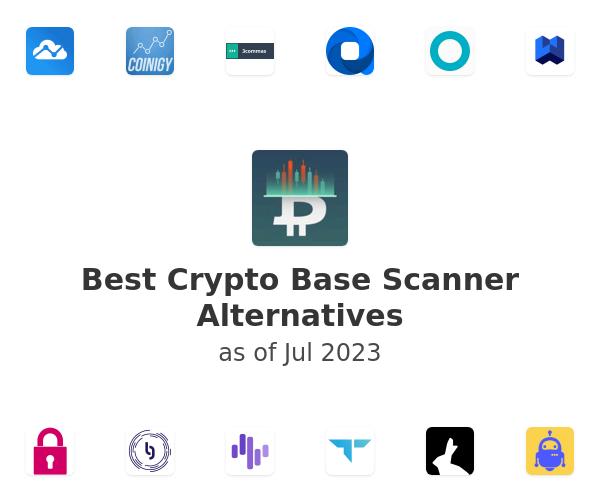 Best Crypto Base Scanner Alternatives