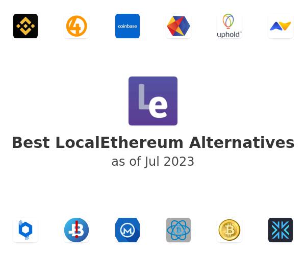 Best LocalEthereum Alternatives