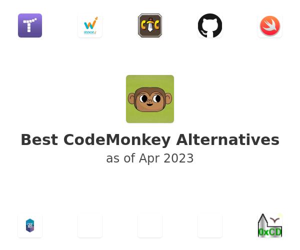 Best CodeMonkey Alternatives