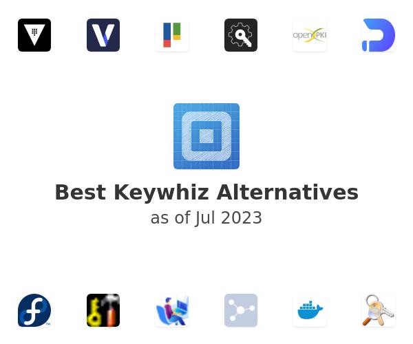 Best Keywhiz Alternatives