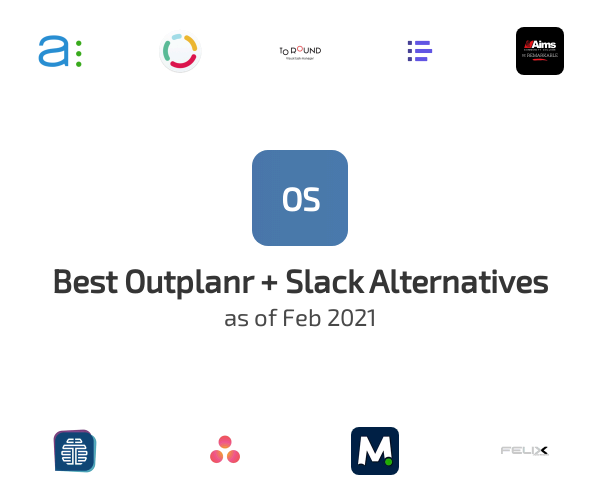 Best Outplanr + Slack Alternatives