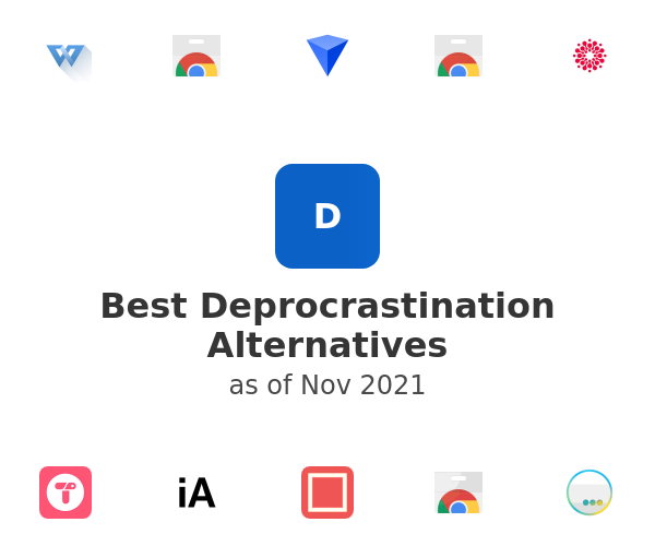 Best Deprocrastination Alternatives