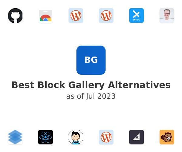 Best Block Gallery Alternatives