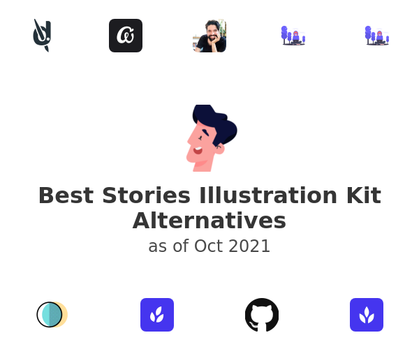 Best Stories Illustration Kit Alternatives
