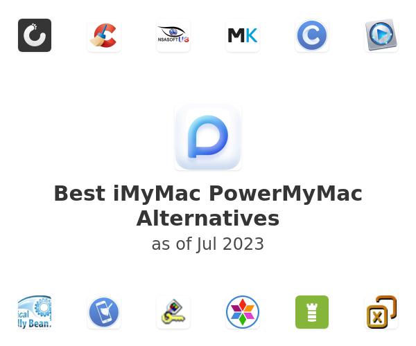 Best iMyMac PowerMyMac Alternatives
