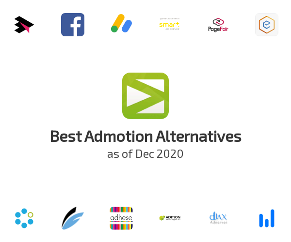 Best Admotion Alternatives