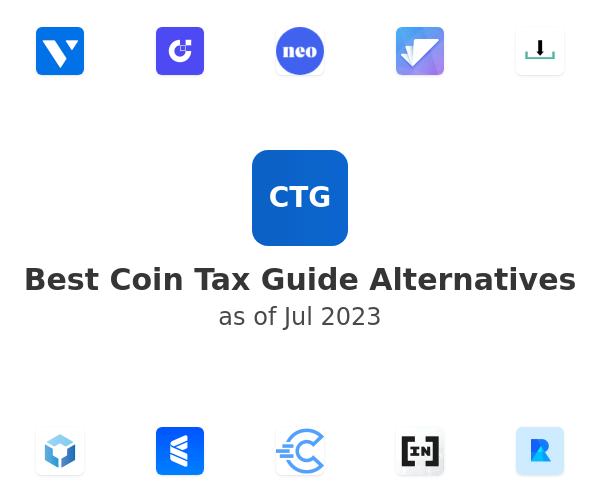 Best Coin Tax Guide Alternatives