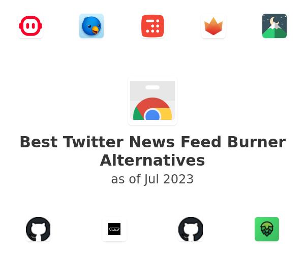 Best Twitter News Feed Burner Alternatives