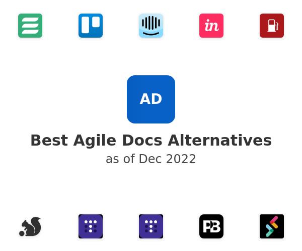 Best Agile Docs Alternatives