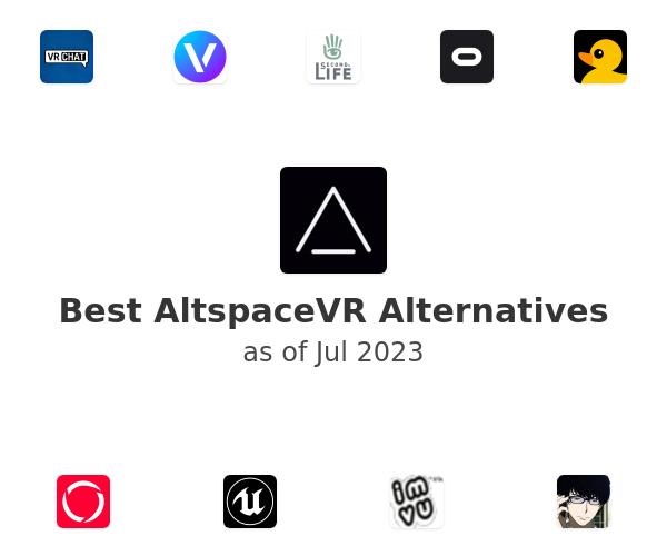 Best AltspaceVR Alternatives